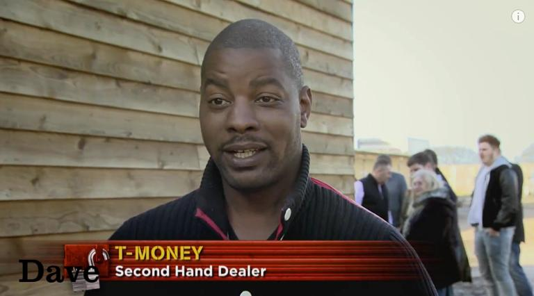 Storage Hunters UK Series 2 - H&shire with T Money  sc 1 st  Digital Spy & Storage Hunters UK Sean Kelly: u0027One of the things I like about the ...