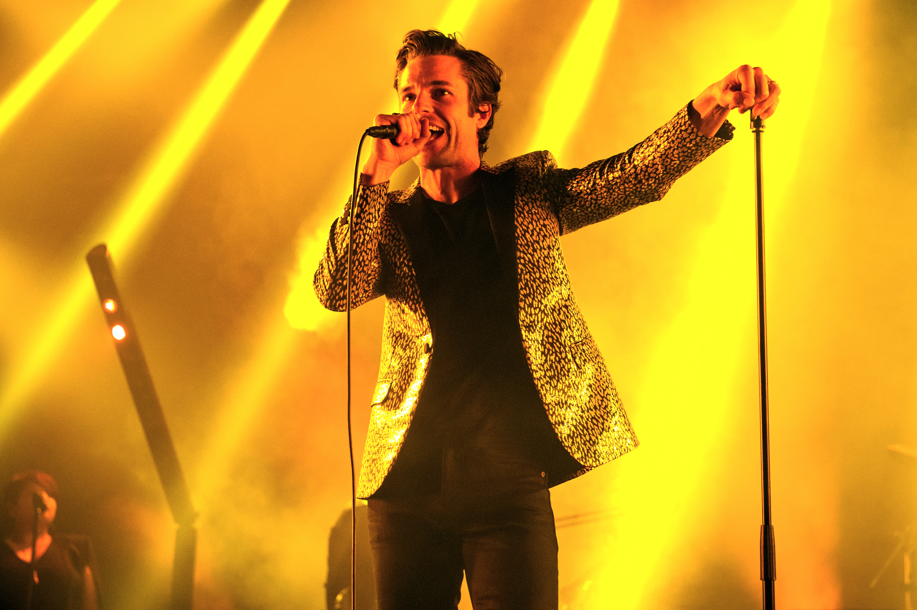 The Killers have started writing their next album and might have new music by