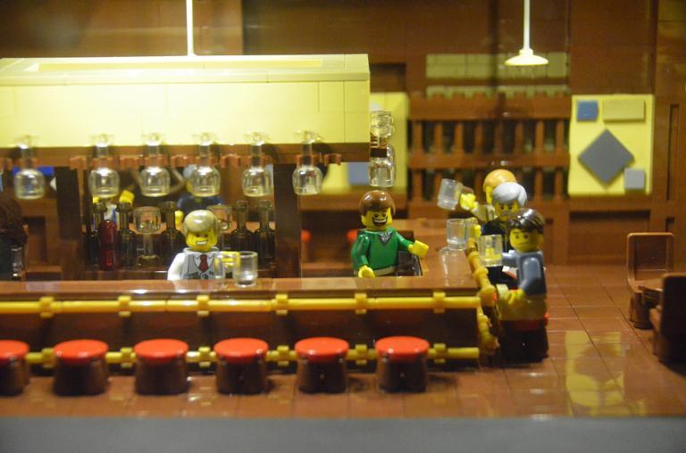 Sherlock, Game of Thrones, Red Dwarf: 10 fantasy TV LEGO sets we want