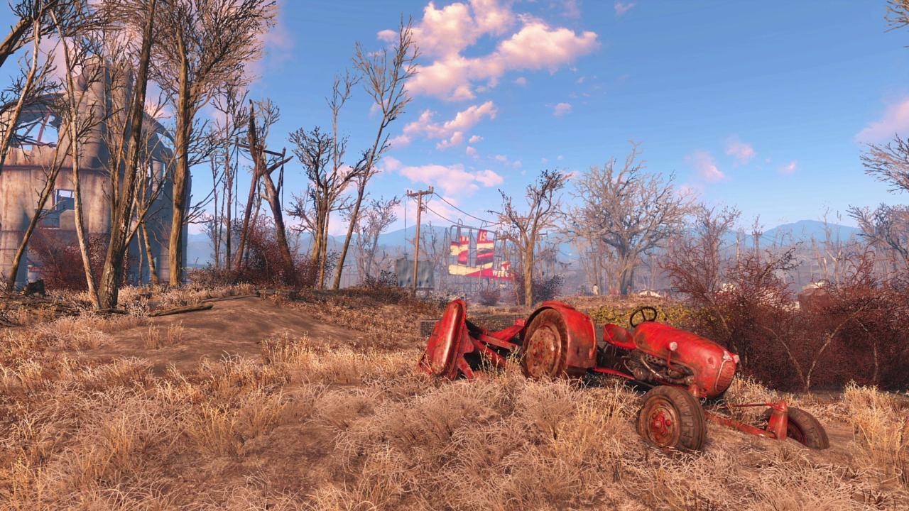 Fallout 4 E3 2015 screenshot
