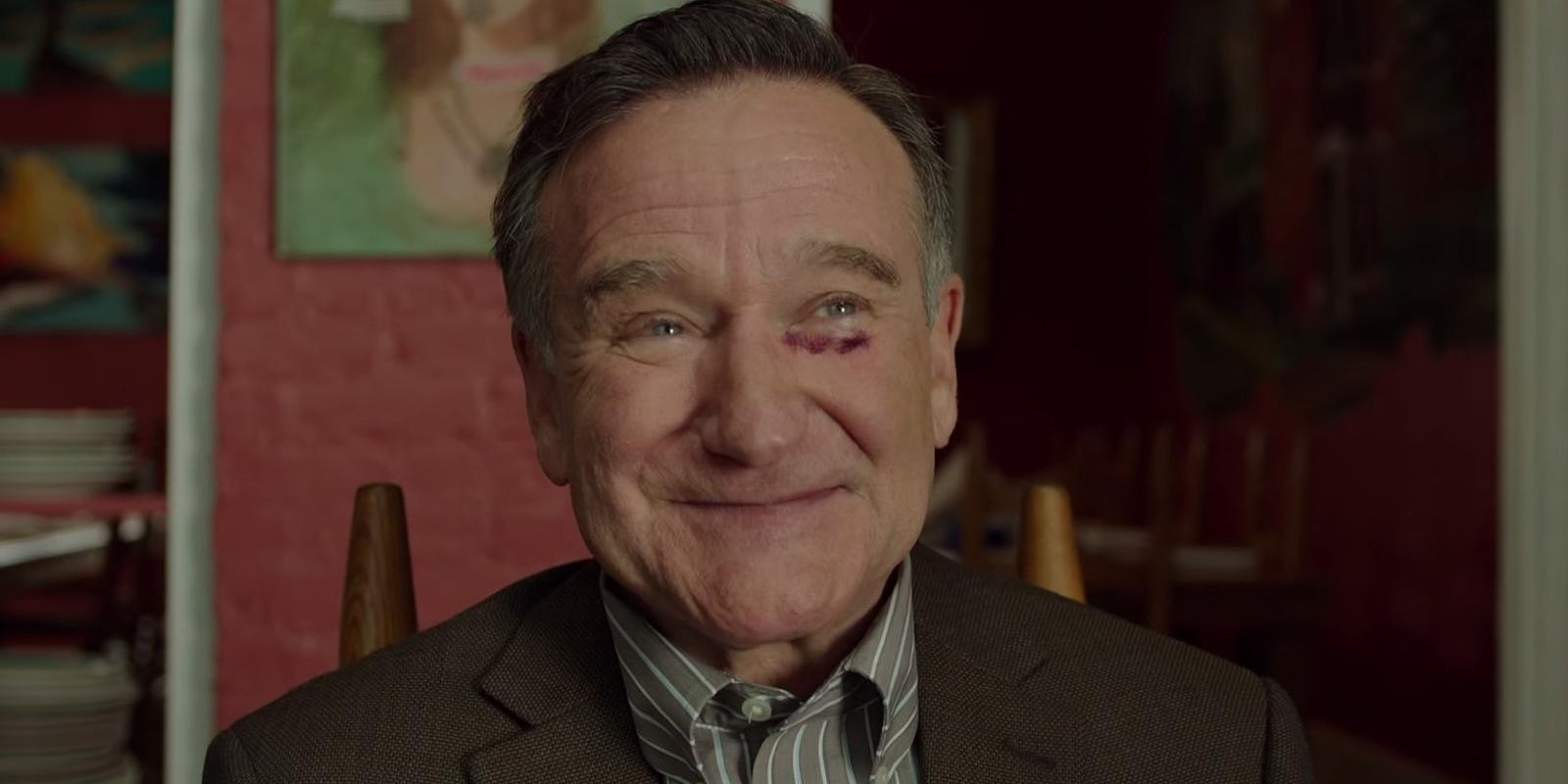 Watch the heartbreaking new trailer for robin williams for The garden designer robin williams