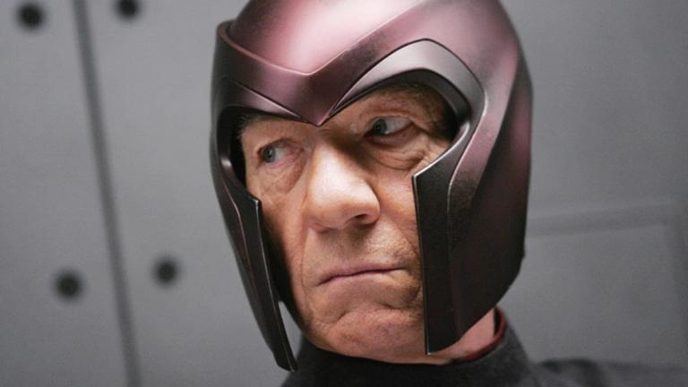 Ian McKellen in X-Men: The Last Stand