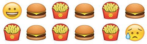 Super Size Me Emoji