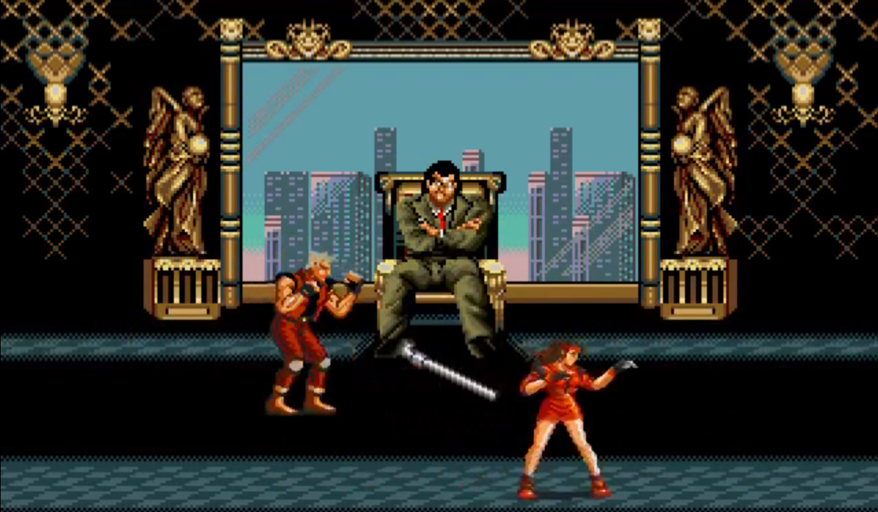 streets of rage remake wii download