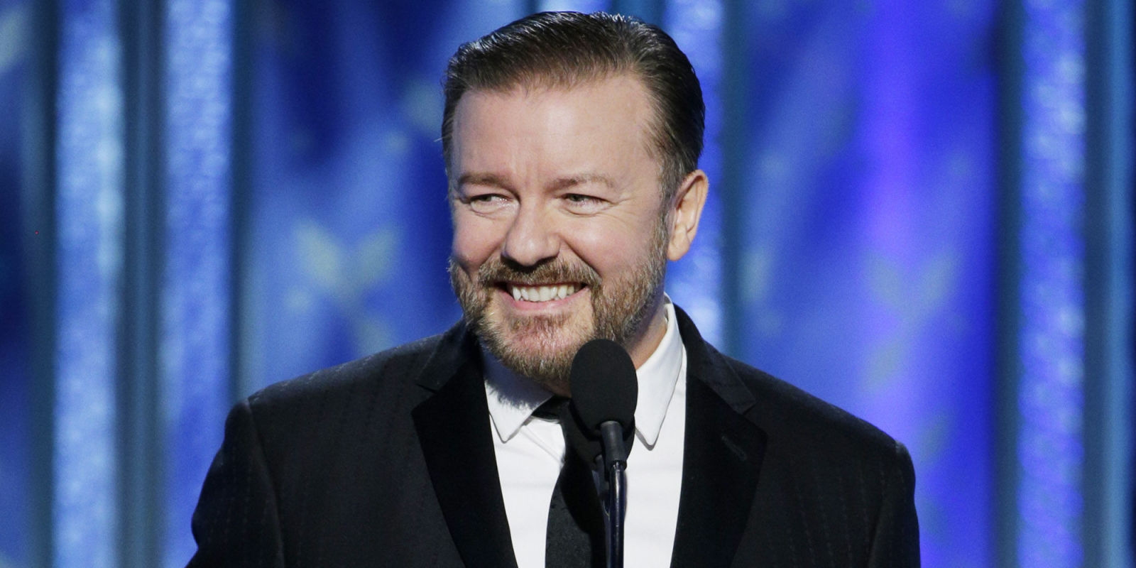 Watch Ricky Gervais on Aging, Offending People, and His Netflix Special Humanity' video