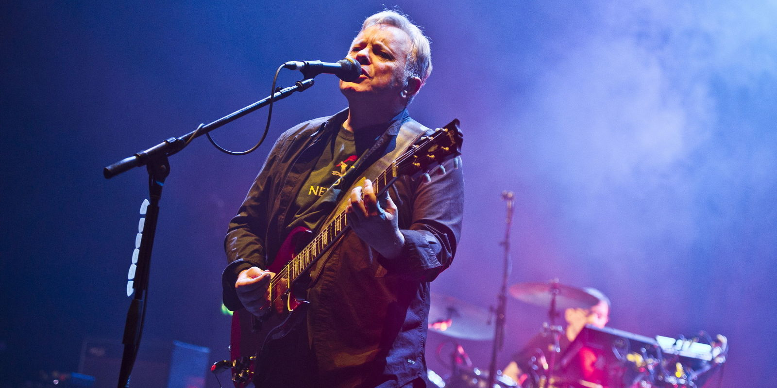 New Order announce UK tour dates and Brandon Flowers collaboration