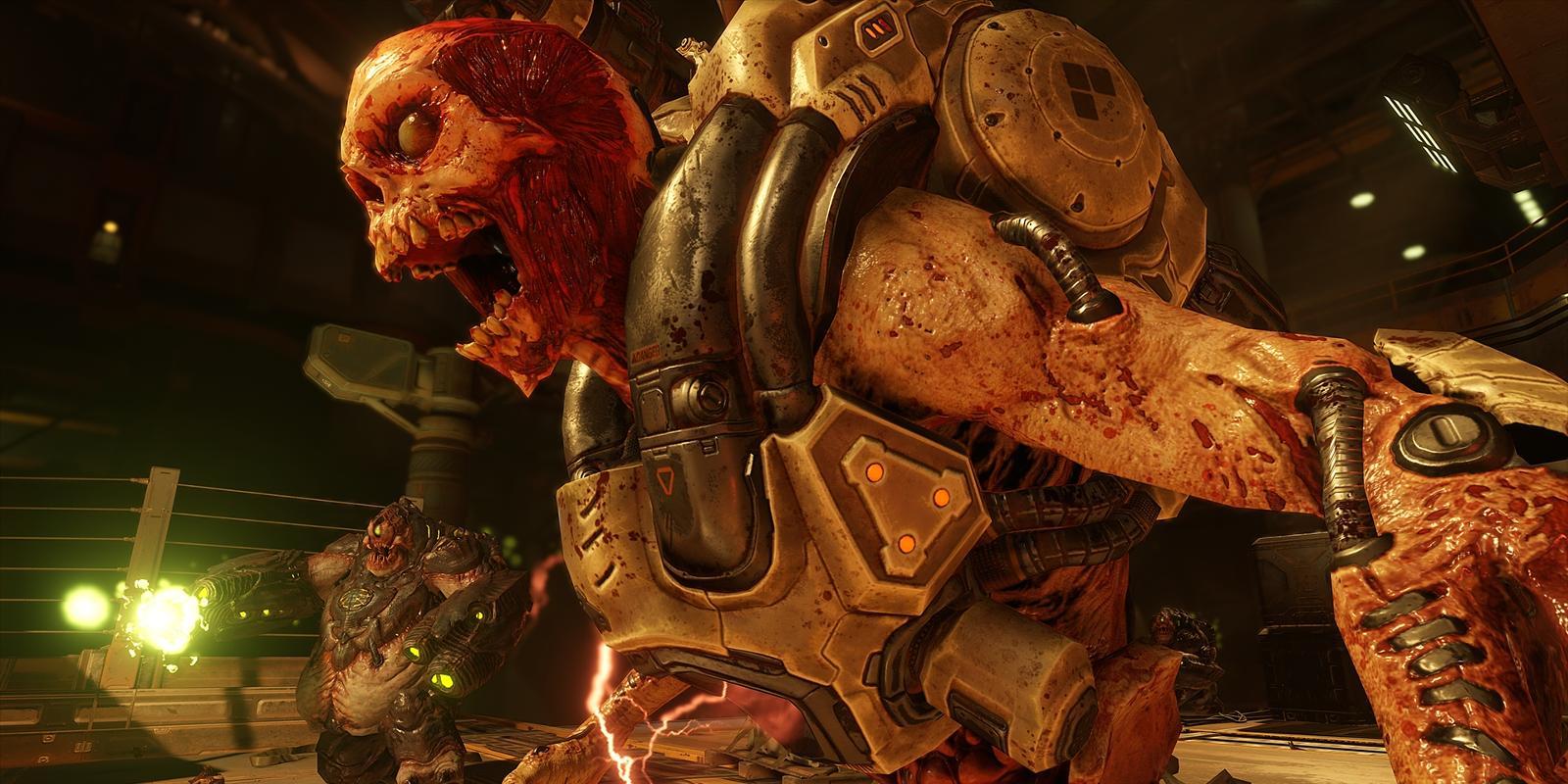 Bethesda Opens the Gates of Hell – Doom Open Beta Begins April 15