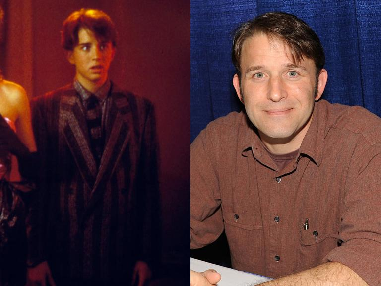 the cast of weird science then now ilan mitchell smith - Journey To The Christmas Star Cast