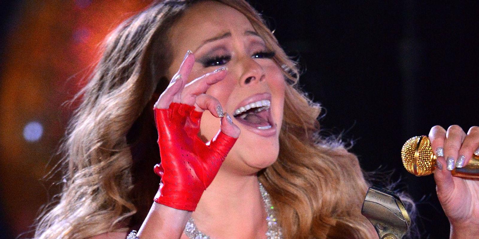 Landscape Music Mariah Carey
