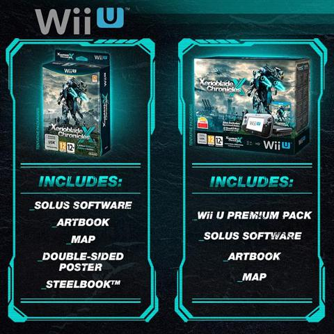 Xenoblade chronicles x features in new wii u premium pack bundle world map poster xenoblade chronicles x features in two bundles gumiabroncs Image collections