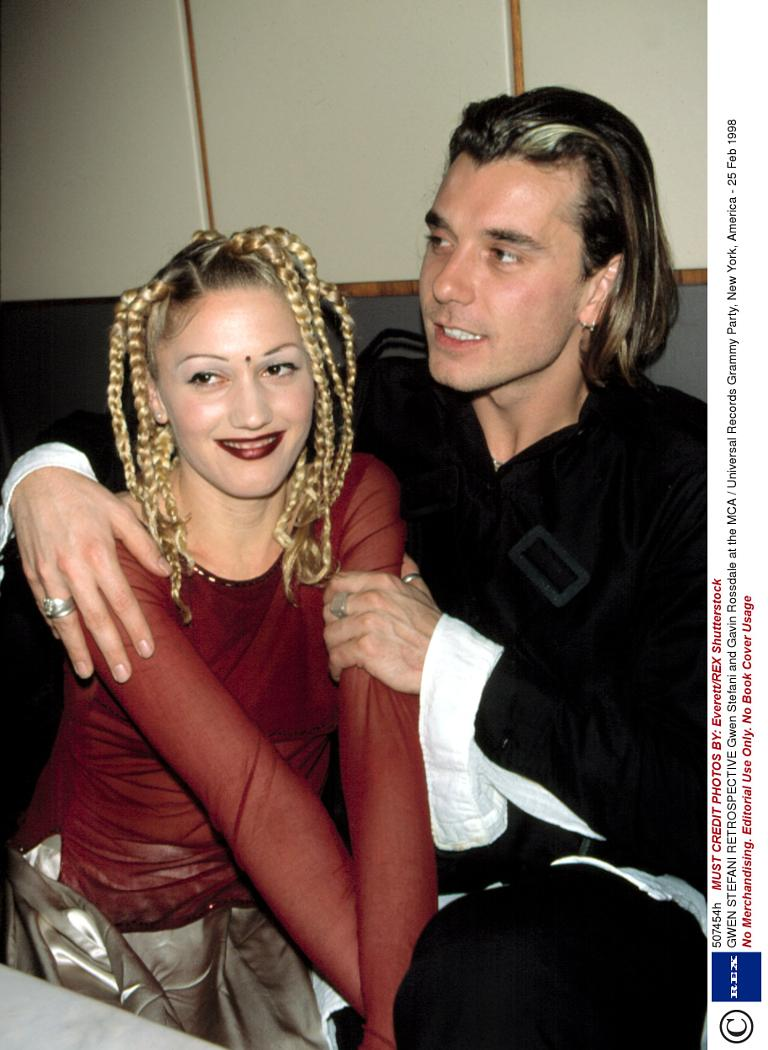 Gwen Stefani And Gavin Rossdale Young Pictures to Pin on ...
