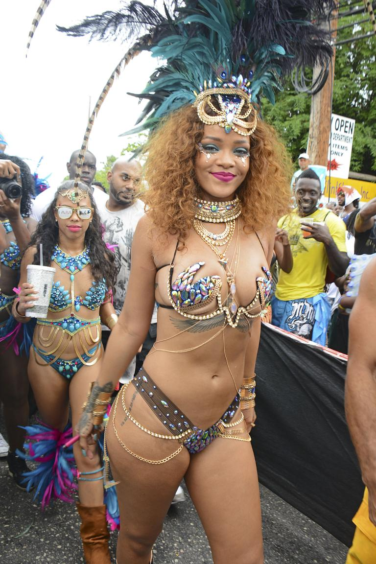 Image result for Rihanna Carnival Photo