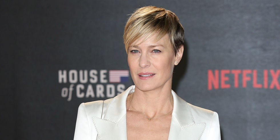 House Of Cards Robin Wright Threatened To Go Public If She Wasnt