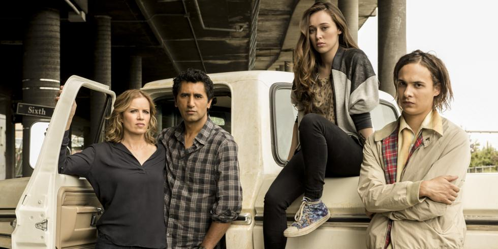 Image result for new cast fear the walking dead season 3