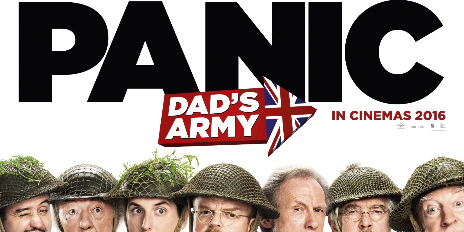 Heres The First Poster For New Dads Army Movie