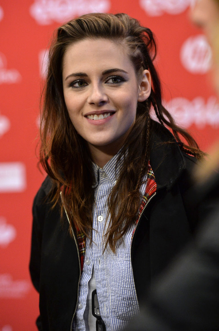 "kristen stewart isn't labelling her sexuality: ""i live in the f"