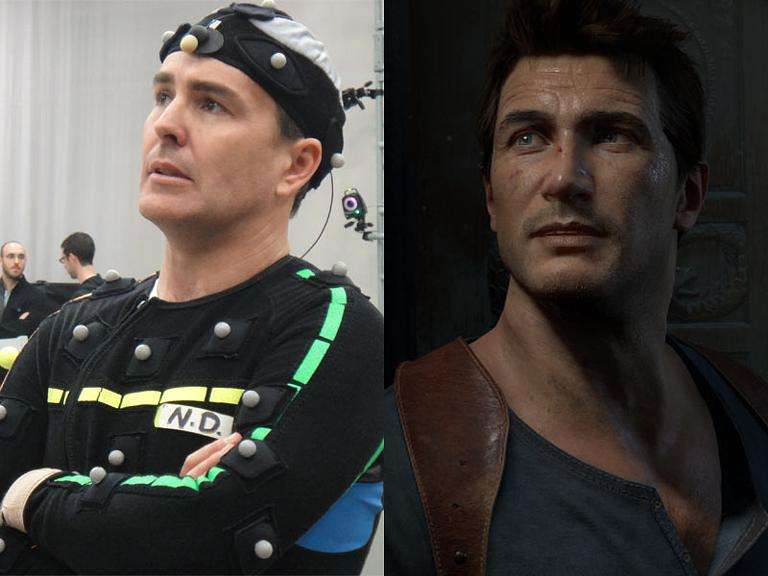 meet nolan north uncharted s nathan drake and gaming s master of