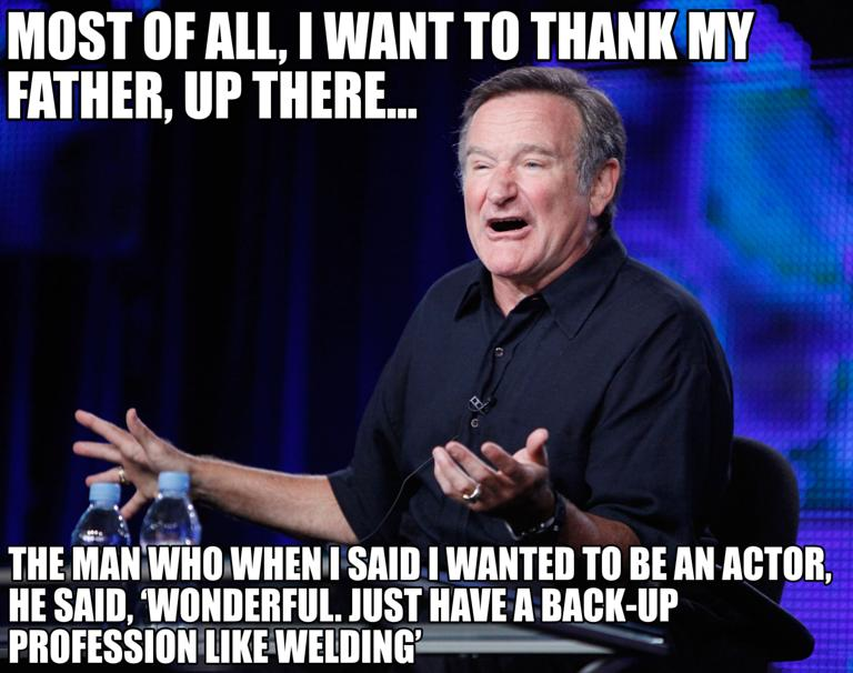 Robin Williams In Quotes