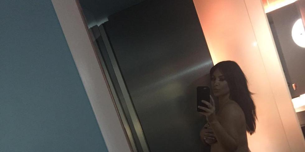 from Juan kim kardashian nude preggo