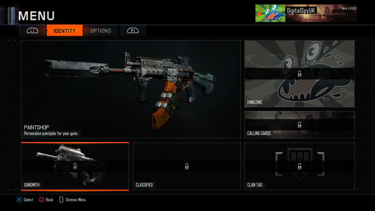 Call Of Duty Black Ops 3 Multiplayer Beta Screens