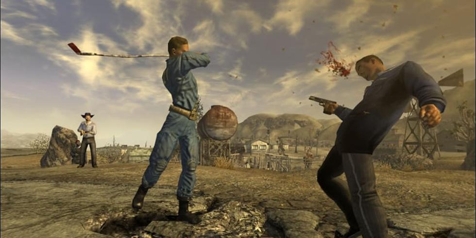 Моды для Fallout 3 New Vegas