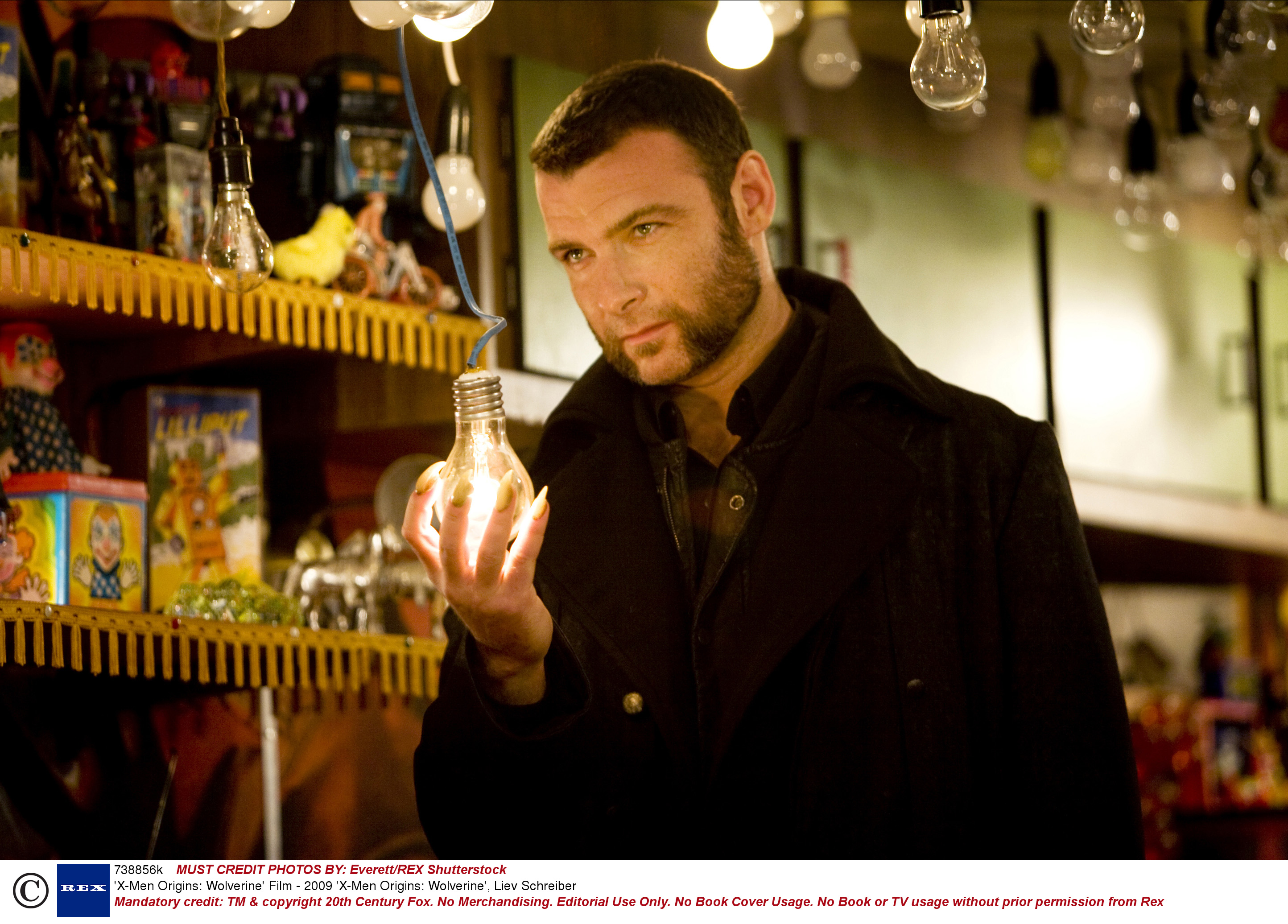 Is Liev Schreiber coming back as Sabretooth for Wolverine 3?