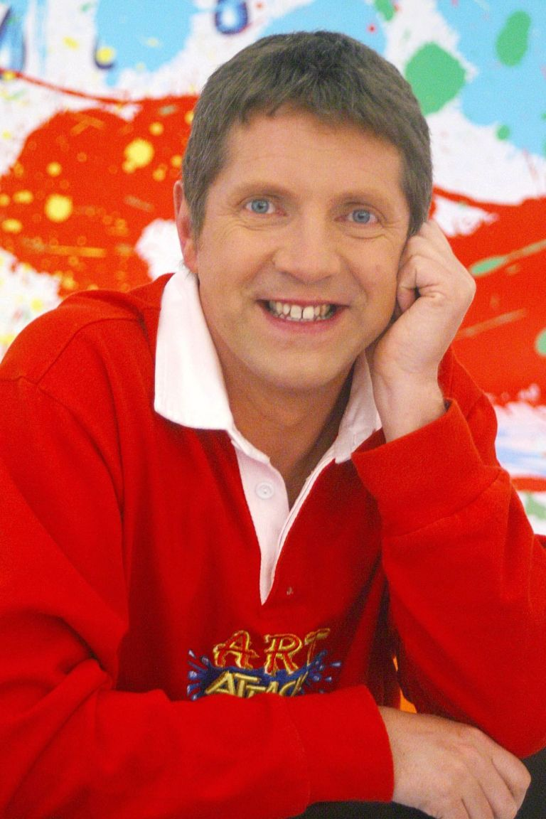 9 reasons why we still love art attack and neil buchanan try it yourself neil buchanan presenting art attack solutioingenieria Images