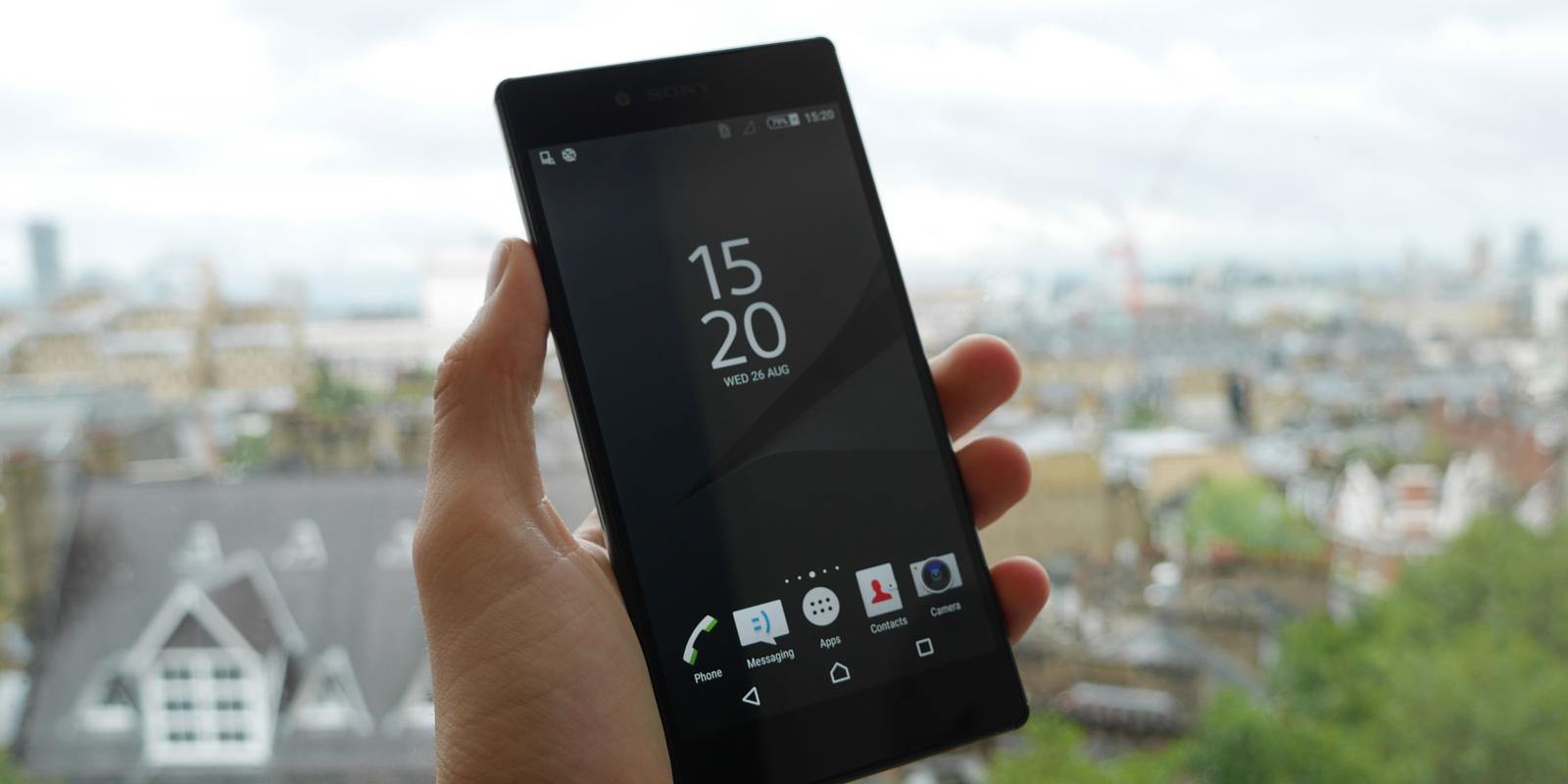 Sony Creates Xperia Z5 Premium With Worlds First 4K Display recommend