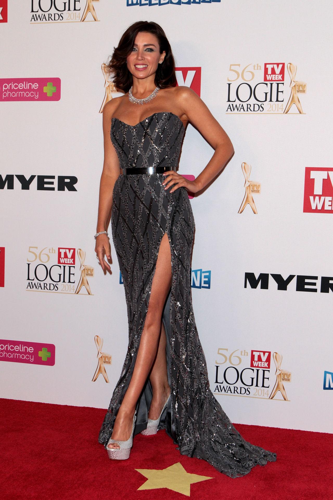 X Factor Guest Singers Gallery Showbiz Logie Awards