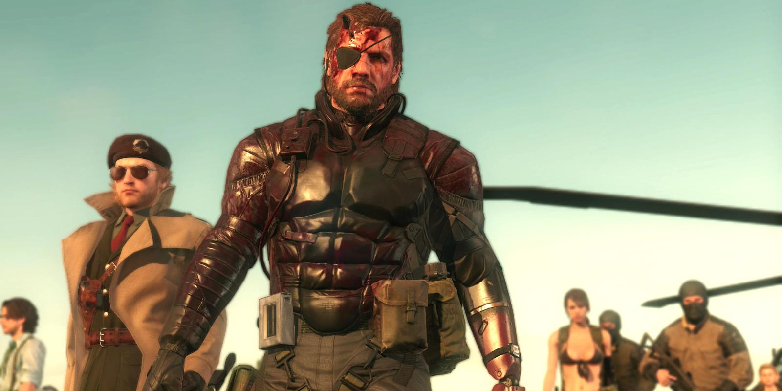 Former Snake Voice Actor David Hayter Refuses To Play Metal Gear Solid 5 The Phantom Pain