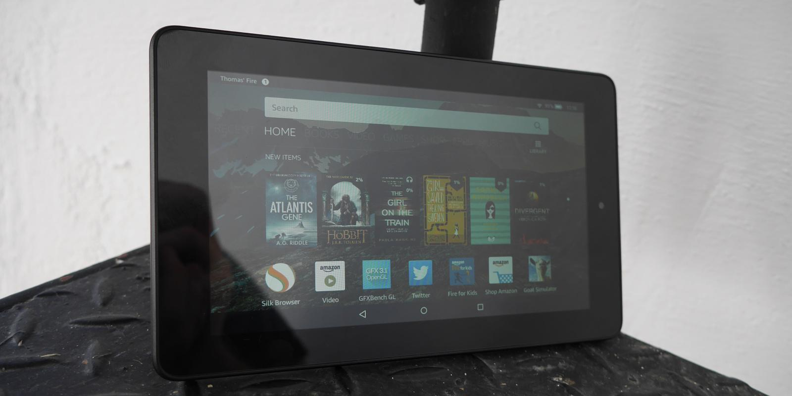 New Amazon Fire tablet to shake up the market with decent ...