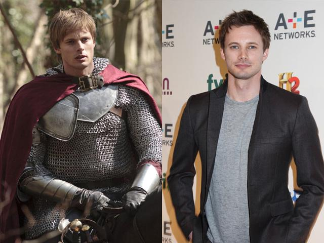 Merlin - Where are they now: Bradley James