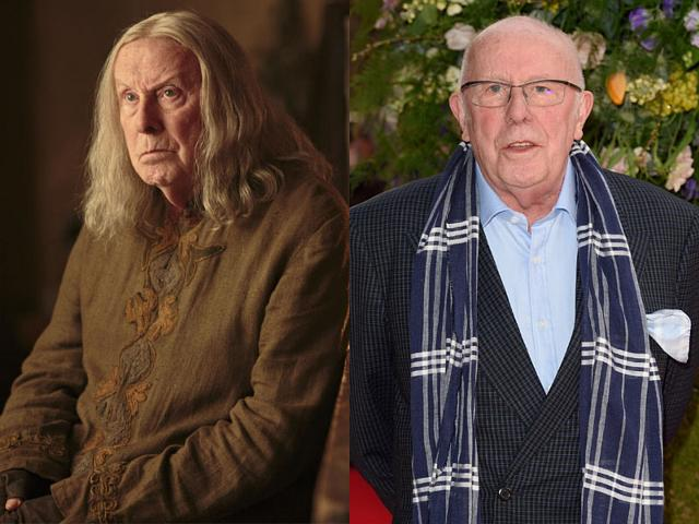 Merlin - Where are they now: Richard Wilson