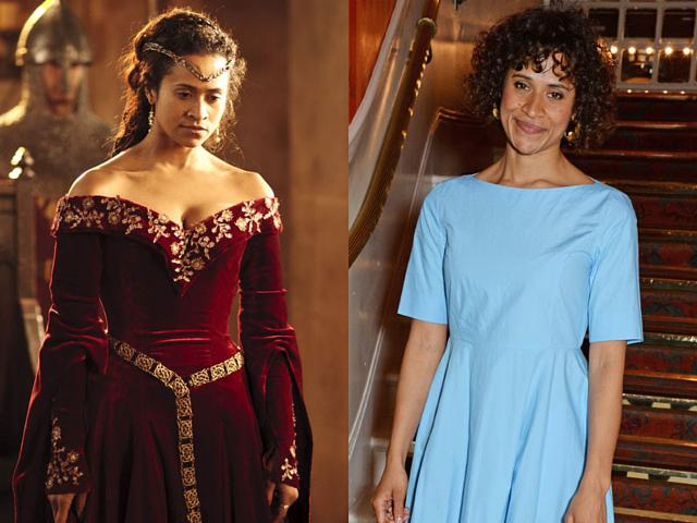 Merlin - Where are they now: Angel Coulby