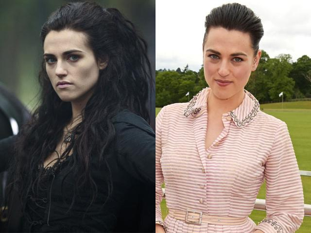 Merlin - Where are they now: Katie McGrath