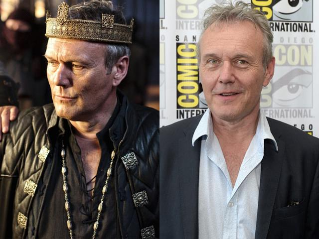 Merlin - Where are they now: Anthony Head