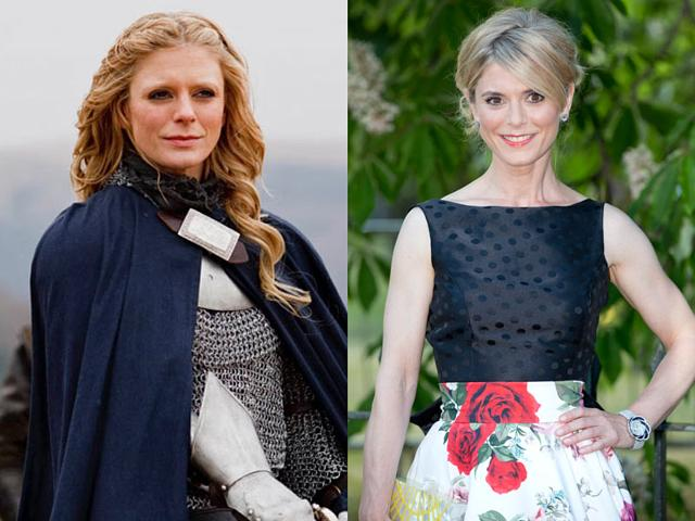 Merlin - Where are they now: Emilia Fox