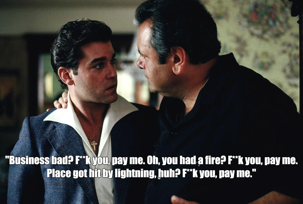 Goodfellas Tommy Quotes