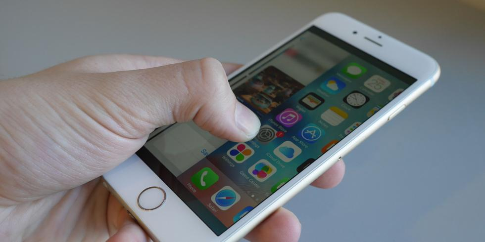 IPhone 6S 3D Touch