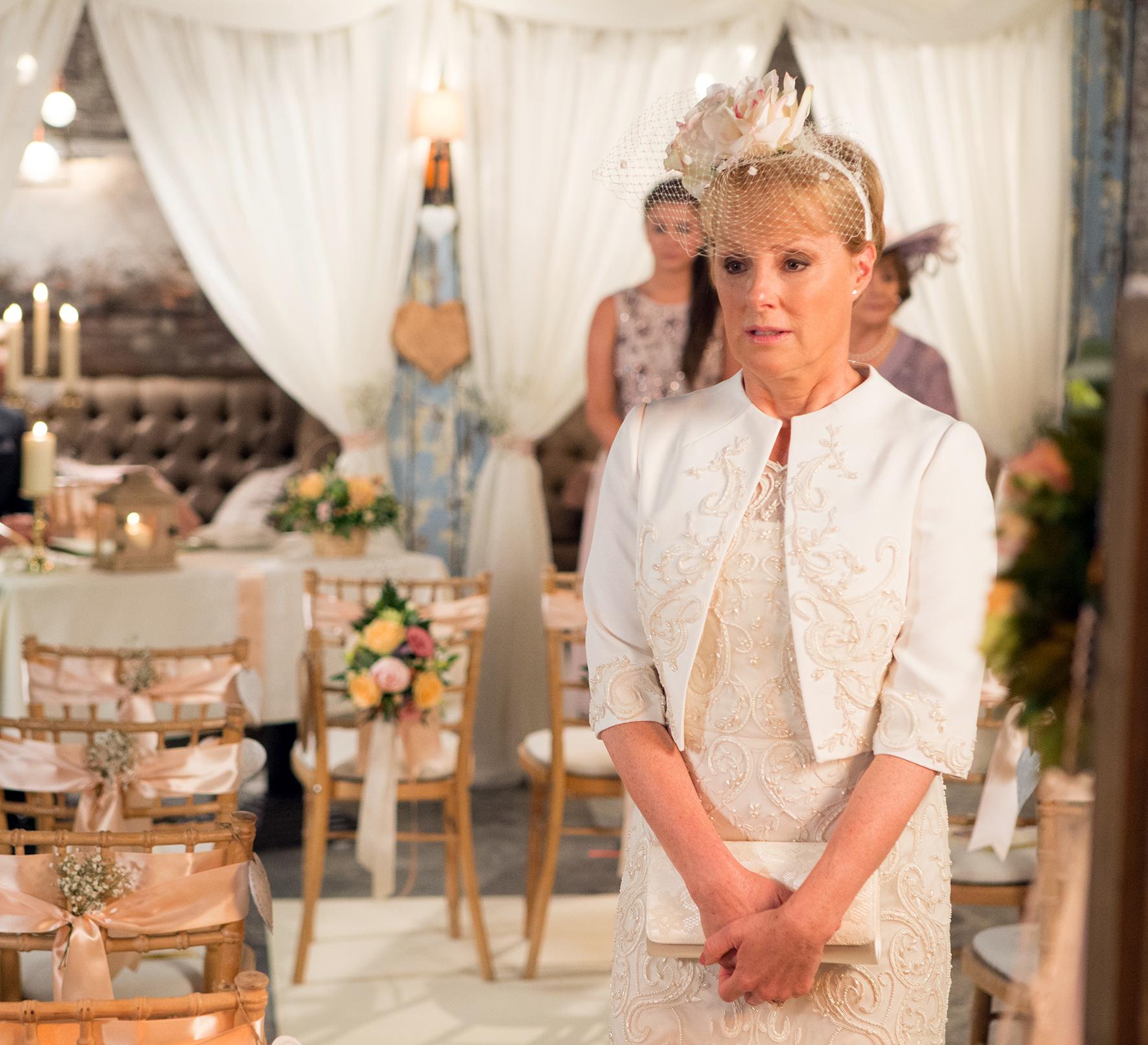 Wedding Left At The Altar: Soap Spoilers: Coronation Street Wedding, EastEnders