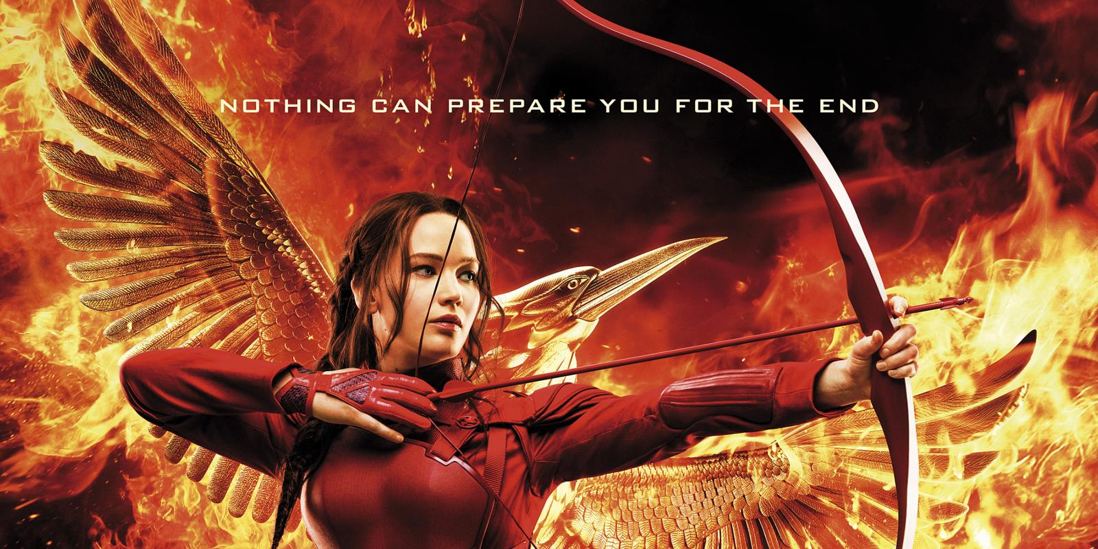 The Hunger Games: Mockingjay - Part 2\u0026#39;s running time is NOT 147 ...