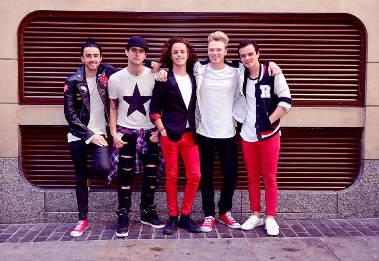 Meet the cast of the one direction musical yes really the cast of the one direction story jamie searls zayn malik henry m4hsunfo