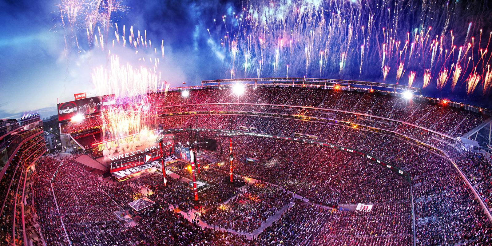 Wrestlemania 32 Tickets Go On Sale Next Month And Are