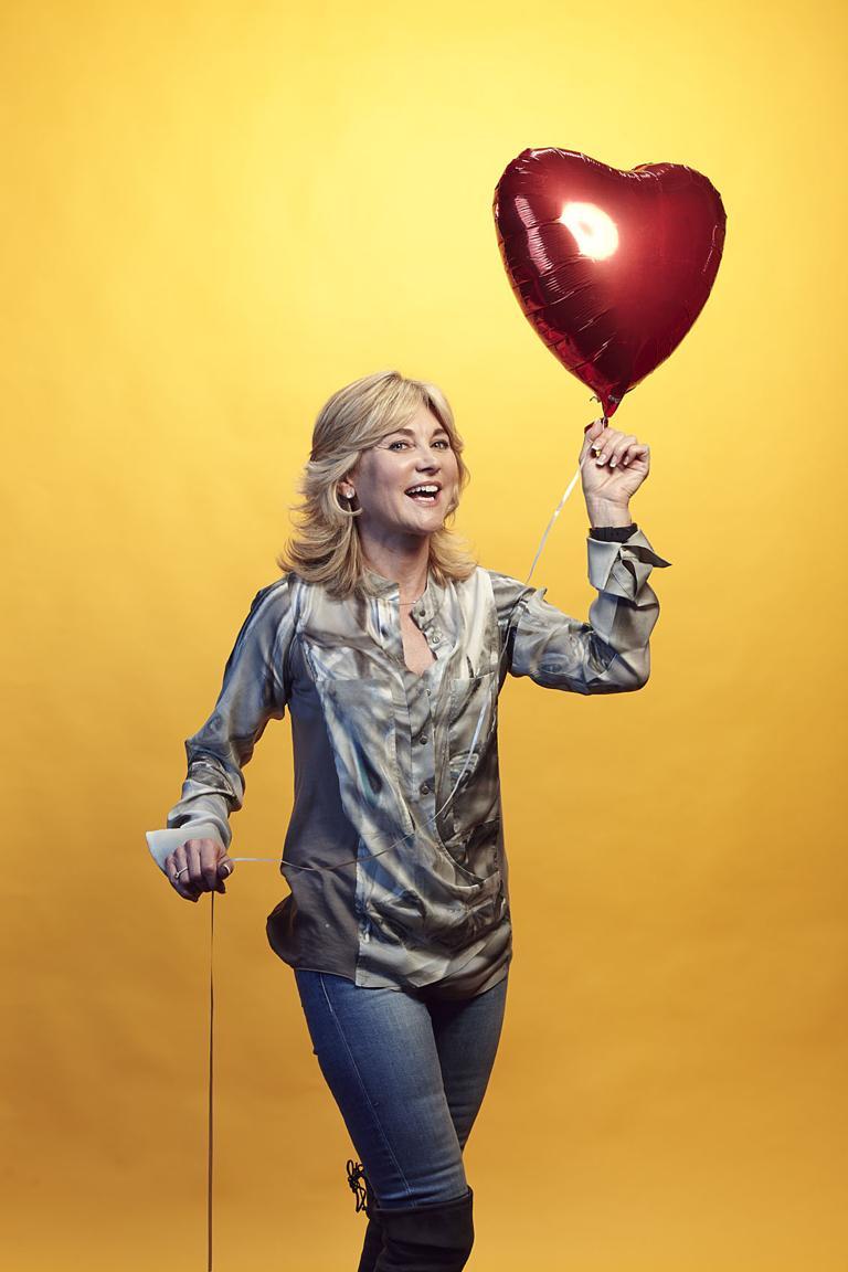 Celebrity First Dates: Anthea Turner