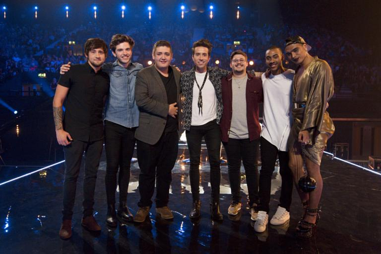 the x factor 2015 who are nick grimshaw s top 6 boys the full list