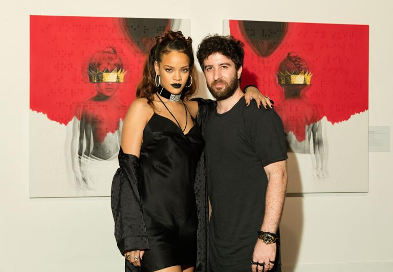 8 secrets uncovered in rihanna s new anti album artwork from a