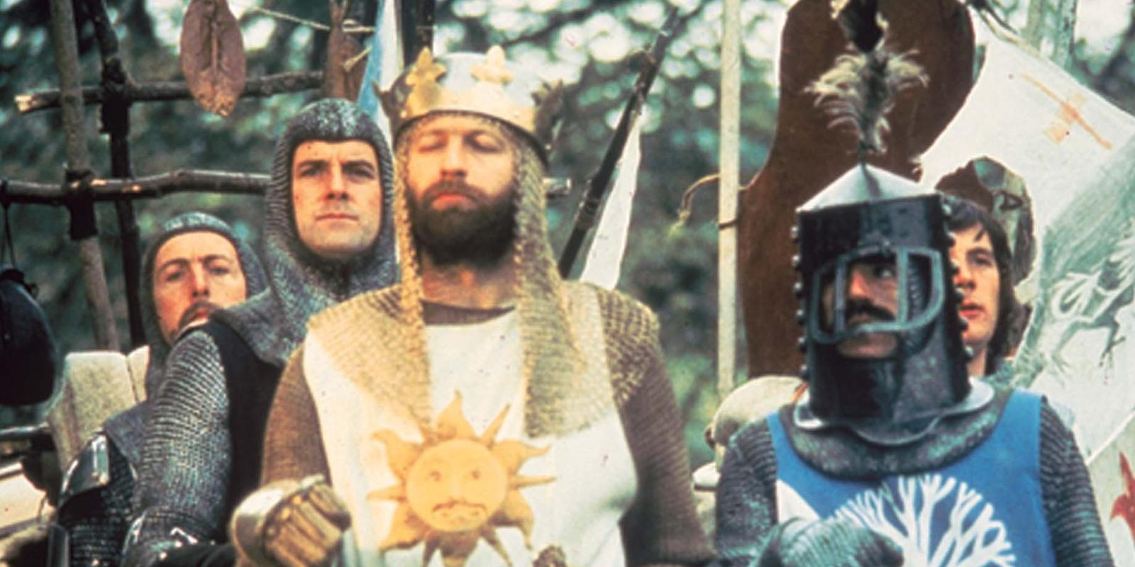 Knights of the round table monty python - Monty Python Knights Of The Round Table S