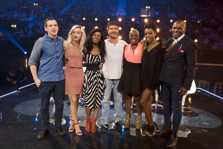 the x factor 2015 who are simon cowell s top 6 overs the full list