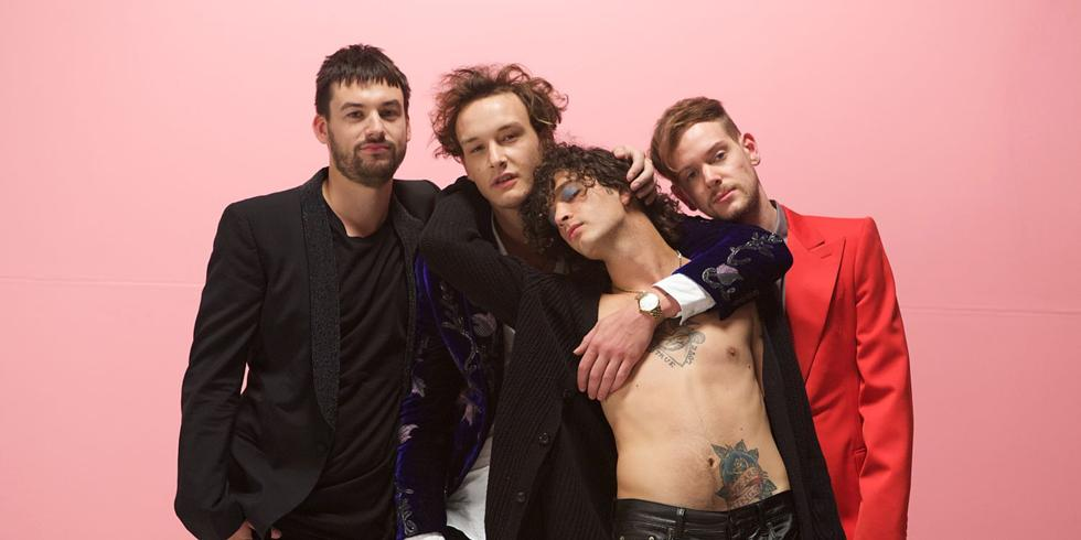 The 1975 press shot 2015