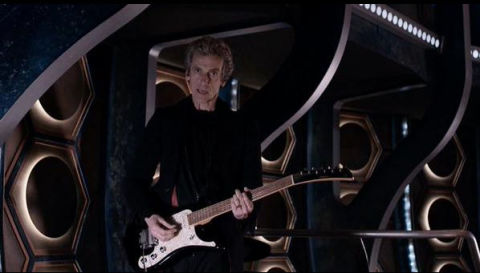 The Doctor Who Opening Theme Got Turned Up To 11 For Before The Flood
